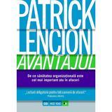 Avantajul - Patrick Lencioni, editura Litera