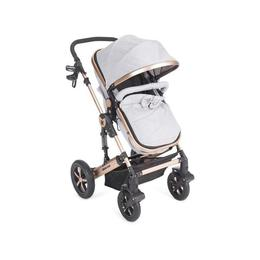 Carucior transformabil 3 in 1 Darling Grey Ribbon