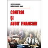 Control Si Audit Financiar - Minica Boaja, Sorin Claudiu Radu, editura Universitara