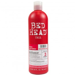 Sampon pentru Par Fragil - TIGI Bed Head Urban Antidotes Resurrection Shampoo 750 ml