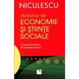 Dictionar de economie si stiinte sociale - Claude-Daniele Echaudemaison, editura Niculescu