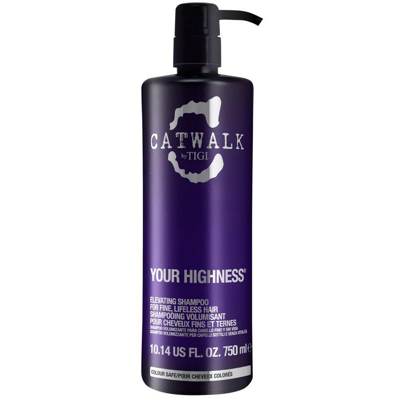 Sampon pentru Volum - TIGI Catwalk Your Highness Elevating Shampoo 750 ml