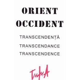 Album Orient Occident. Transcendenta - Alexandru Trifu, editura Alcor