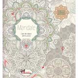 Mandale - Carte de colorat pentru adulti, editura Aramis