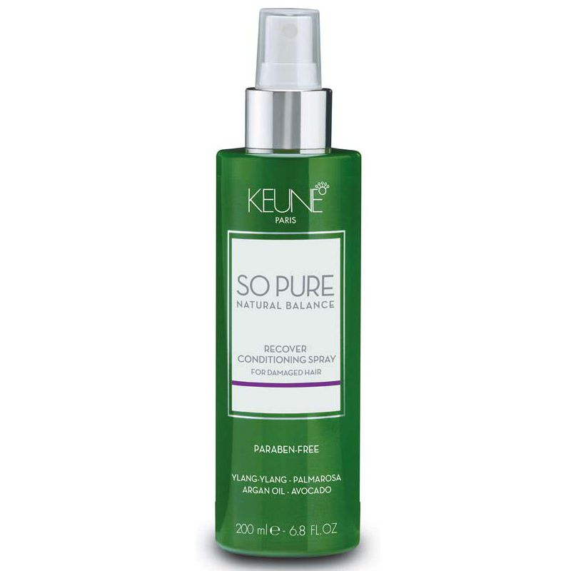 Spray Balsam Leave In - Keune So Pure Recover Conditioning Spray 200 ml