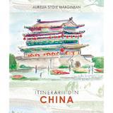 Itinerarii din China - Aurelia Stoie Marginean, editura Libris Editorial