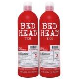 Pachet pentru Par Fragil - TIGI Bed Head Urban Antidotes Resurrection 750 ml