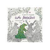 Lumi fanstastice - Carte de colorat - Angelika Stubner, editura Litera