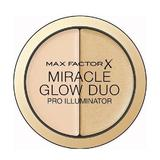 Max Factor Miracle Glow Duo Iluminator cremă 10 Light 11g