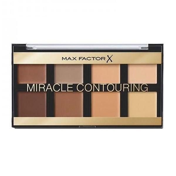 Max Factor Miracle Contouring Paletă cu farduri cremă conturare și iluminare 30g imagine produs