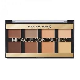 Max Factor Miracle Contouring Paletă cu farduri cremă conturare și iluminare 30g