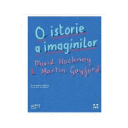 O istorie a imaginilor - David Hockmey, Martin Gayford, editura Pandora