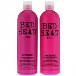 Pachet pentru Stralucire - TIGI Bed Head Recharge 750 ml