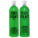 Pachet pentru Par Fragil - TIGI Bed Head Elasticate 750 ml