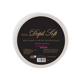 Rola depilatoare Depil soft Roial Gold Collection 400g de la esteto.ro