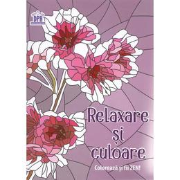 Relaxare si culoare, editura Didactica Publishing House