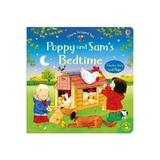 Poppy And Sam's Bedtime, editura Usborne Publishing