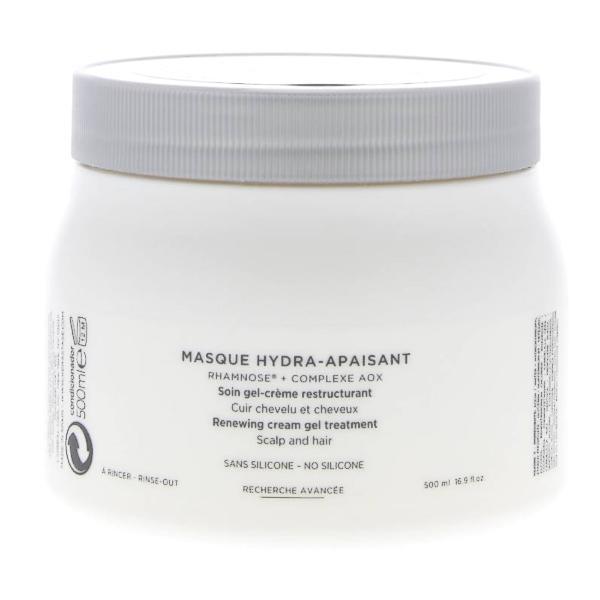 Masca-Tratament pentru Hidratare si Regenerare - Kerastase Specifique Masque Hydra-Apaisant Renewing Cream Gel Treatment, 500ml