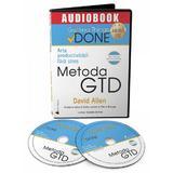 Audiobook:  Metoda GTD. Arta productivitatii fara stres - David Allen, editura Act Si Politon