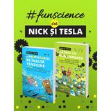 Pachet Fun Science cu Nick și Tesla 2 vol.