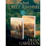 Pachet Tobele toamnei 2 vol. (Seria Outlander  partea a IV-a)
