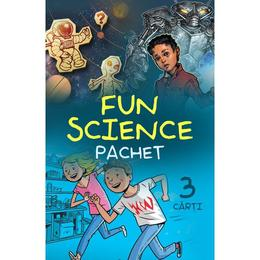 Pachet Fun Science 3 vol.
