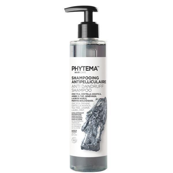 Sampon BIO anti-matreata, Shampooing antipelliculaire, Phytema 250ml esteto.ro
