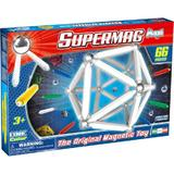 Supermag Maxi One Color - Set Constructie 66 Piese