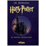 Harry Potter și piatra filosofală(vol. 1) editura Grup Editorial Art