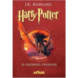 Harry Potter și Ordinul Phoenix(vol. 5) editura Grup Editorial Art