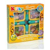 Kliky Puzzle Magnetic Animale Safari - Supermag