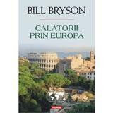 Calatorii prin Europa - Bill Bryson, editura Polirom