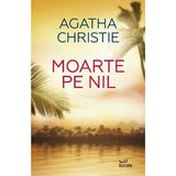 Moarte pe Nil - Agatha Christie, editura Litera