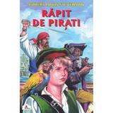 Rapit de pirati - Robert Louis Stevenson, editura Tedit
