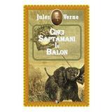 Cinci saptamani in balon - Jules Verne, editura Aldo Press