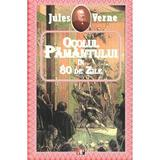 Ocolul pamantului in 80 de zile - Jules Verne, editura Aldo Press
