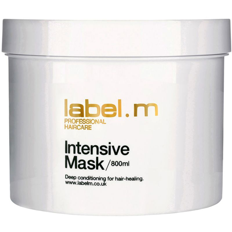 Masca pentru Par Degradat - Label.m Intensive Mask 800 ml poza