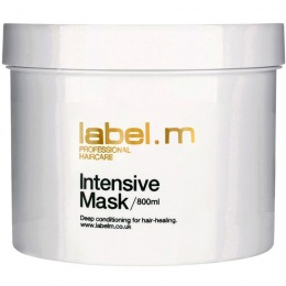 Masca pentru Par Degradat - Label.m Intensive Mask 800 ml