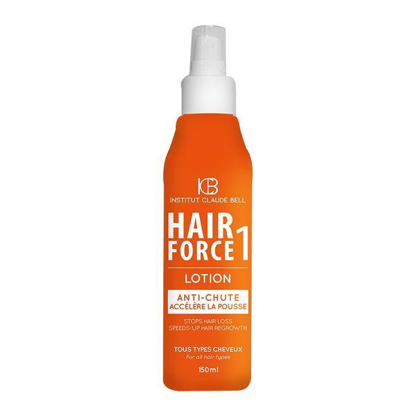 Lotiune anti-cadere si crestere a parului Hair Force One Institut Claude Bell 150ml imagine