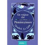 Un vrajitor din Pamantsimare - Ursula K. Le Guin, editura Grupul Editorial Art
