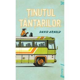 Tinutul tantarilor - David Arnold, editura Grupul Editorial Art