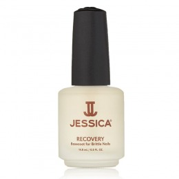 Tratament Unghii Casante - Jessica Recovery Basecoat for Brittle Nails, 14.8ml