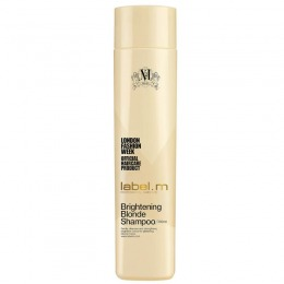 Sampon pentru Par Blond - Label.m Brightening Blonde Shampoo 300 ml
