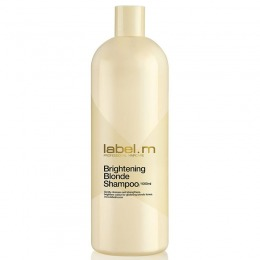 Sampon pentru Par Blond - Label.m Brightening Blonde Shampoo 1000 ml