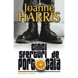 Cinci sferturi de portocala - Joanne Harris, editura Vivaldi