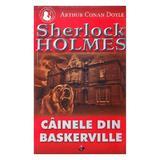 Cainele din Baskerville - Arthur Conan Doyle, editura Aldo Press