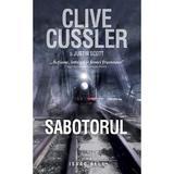 Sabotorul - Clive Cussler, editura Rao