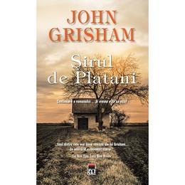 Sirul de platani - Ed. Buzunar - John Grisham, editura Rao