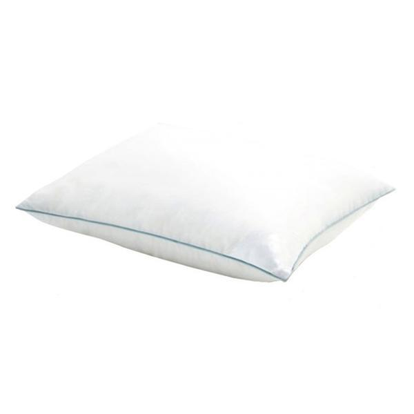 Perna BUMBAC alba, 70×70