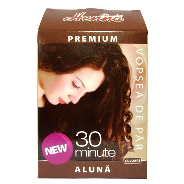 Vopsea de Par Premium Henna Sonia, Aluna, 60 g imagine produs